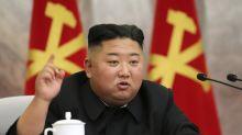 Kim dirige una reunión sobre aumento de su arsenal nuclear