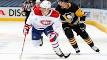 Canadiens' offence not carrying its weight against Penguins