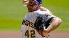Brewers' Game 2 hopes against Dodgers tonight rest with Brandon Woodruff and Josh Hader