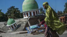 7.0 earthquake hits Lombok island, Indonesia, near Bali