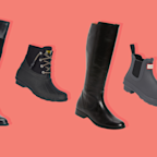 Stock Up on the Ultra-Comfy Boots of Your Dreams At Nordstrom's Anniversary Sale