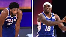 Sixers give explanations for heated exchange between Joel Embiid and Shake Milton