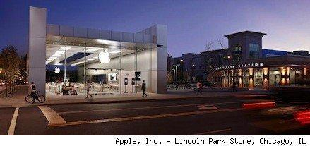 Apple is fastest-growing US retailer