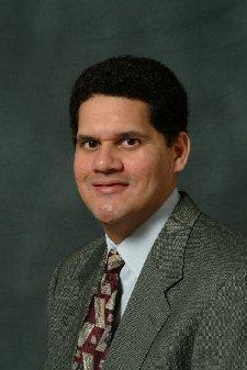 Reggie talks about third-party support