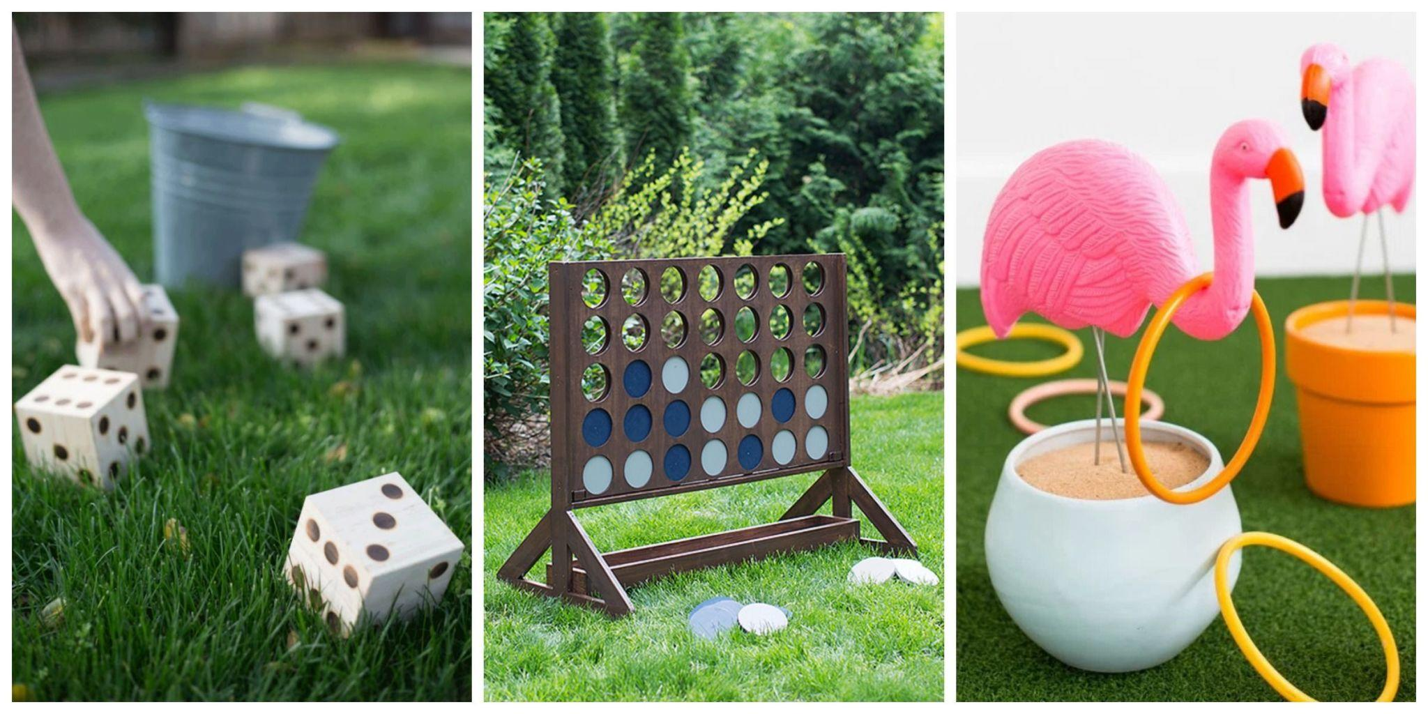 18 diy lawn games you should play this summer
