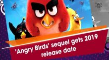 'Angry Birds' sequel gets 2019 release date