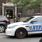 Mom tosses newborn baby and toddler out of apartment window before jumping after them