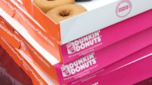 A Dunkin' Donuts employee held a baby at work, and a customer internet-shamed her