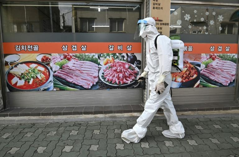 South Korea has announced heightened restrictions to try to control a new outbreak