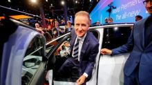 Volkswagen CEO says electric car shift won't hurt margins: paper