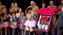 Verónica Castro podría contar su vida en un musical el próximo año