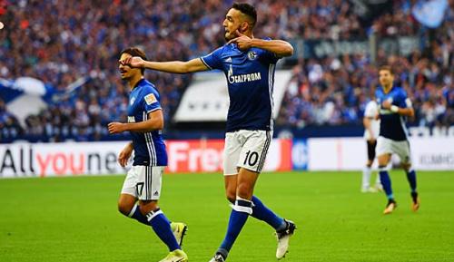 Bundesliga: Schalke muss längere Zeit auf Bentaleb verzichten