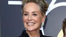 """Sharon Stone cuenta que fue alcanzada por un rayo: """"Fue muy intenso"""""""