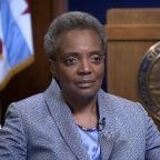 "Chicago Mayor Lori Lightfoot says gun violence is a ""public health crisis"""