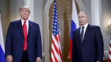White House says Trump will meet with Putin in 2019, 'after the Russia witch hunt is over'