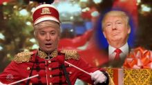 Trump won't be filled with holiday cheer after hearing this 'Tonight Show' Christmas carol