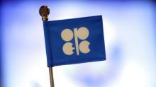 Stocks tumble, crude oil surges on OPEC deal