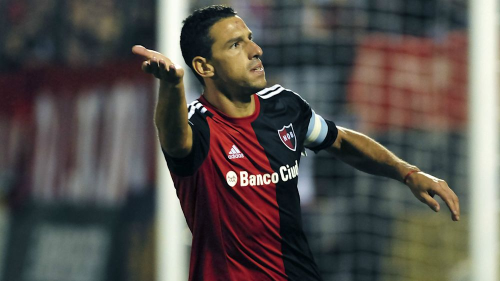 VIDEO: Maxi Rodriguez cracker gives Newell's Old Boys victory