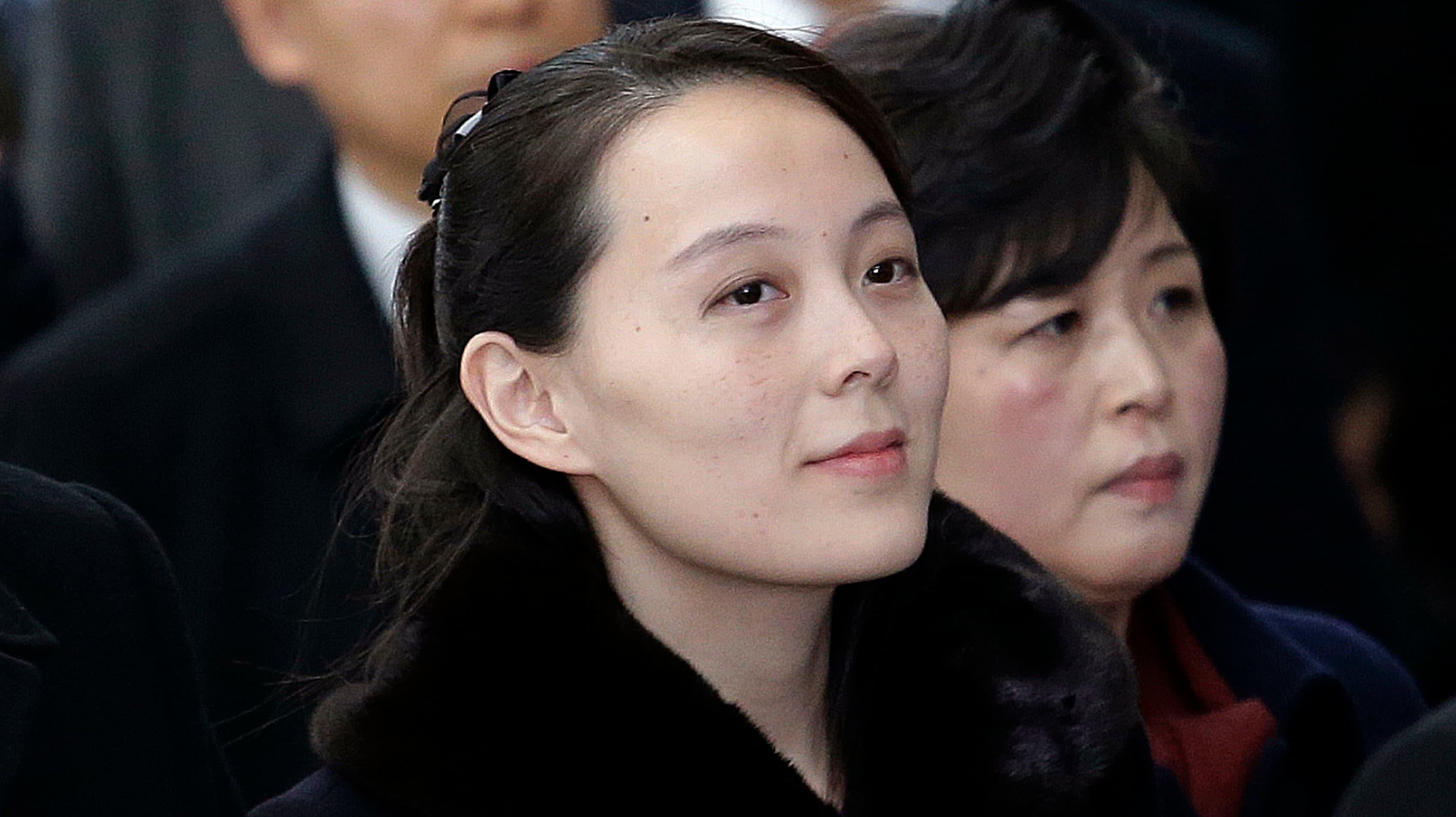 Kim Yo-jong arrives in South Korea: What we know about the North Korean 'princess'