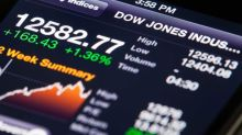 Dow Jones Today: Maybe We're Getting Somewhere