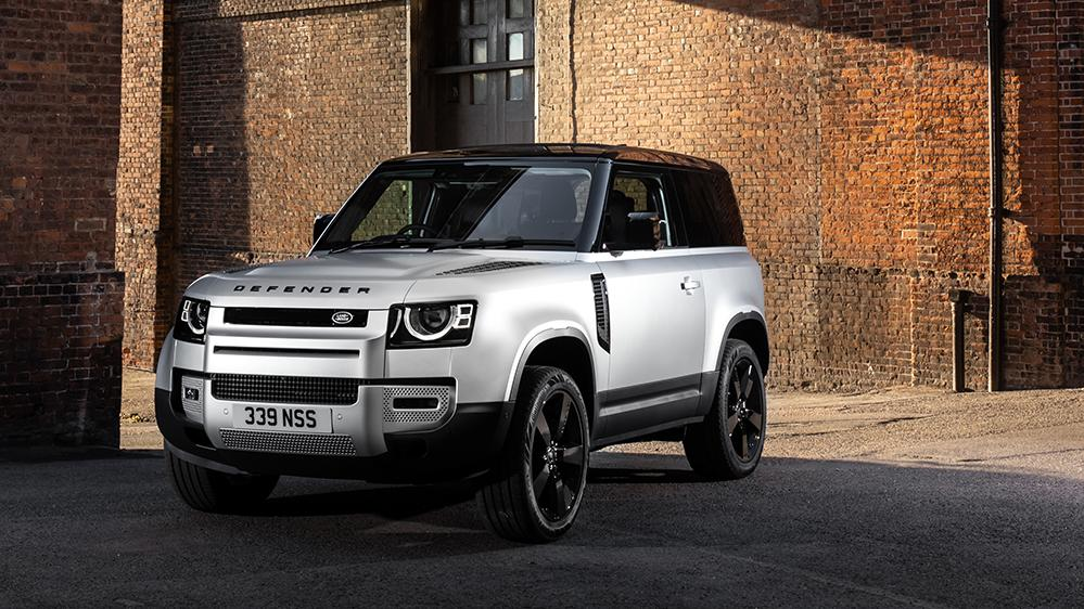 Land Rover Is Bringing a Two-Door Defender 90 to the US ...
