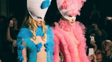 The wackiest looks to hit the catwalk at London Fashion Week