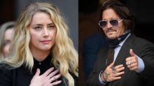 Johnny Depp's Lawyer Says The Actor Is Not A Wife-Beater; Amber Heard Breaks Down In Tears