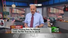 Cramer: There's a bull market in protein. Tyson Foods is ...