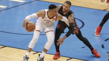 Russ has no answers for awful shooting night