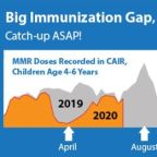 Whether Schools Hold Distance Learning or Classroom Instruction this Fall, Back-to-School Immunizations are Still Required
