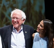 Alexandria Ocasio-Cortez refuses to back Bernie Sanders for 2020 election run against Trump