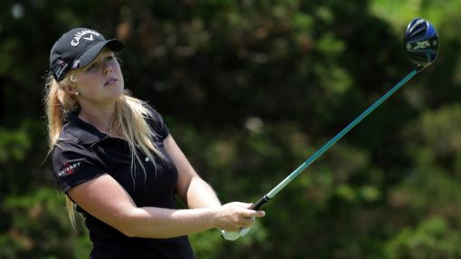 Meadow takes clubhouse lead at LPGA Canadian Pacific Women's Open