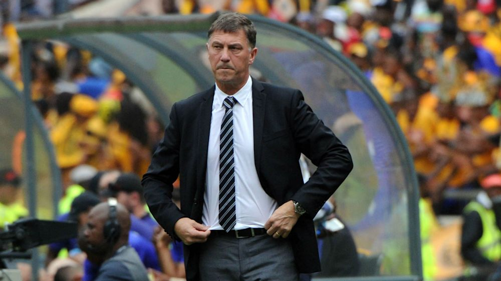 Motale: Orlando Pirates coach Jonevret needs to get his combinations right in defence