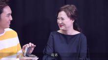 Singapore actress Hong Huifang celebrates 58th birthday with surprise pajama party
