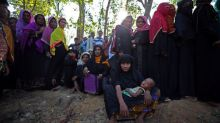 Bangladesh says Rohingya arrivals 'untenable' as thousands arrive daily