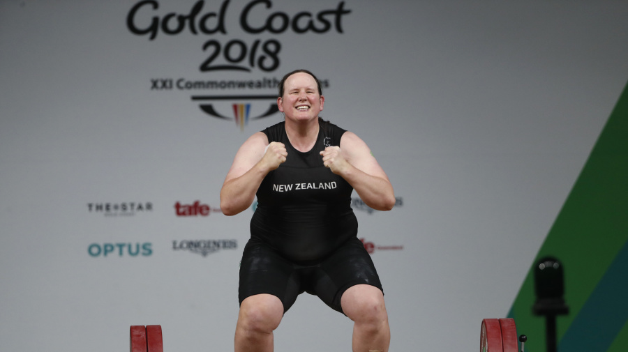 Weightlifter will be 1st trans athlete at Olympics