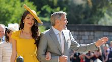 Why George and Amal Clooney are rumoured to be attending Princess Eugenie's wedding