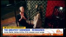 Superstar singers team up for 'The Greatest Showman Reimagined' album