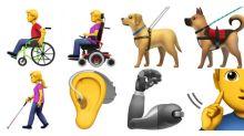 Les Emojis représentant les handicaps, une initiative d'Apple