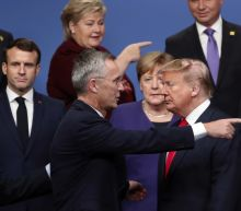 US NATO allies still short on defense spending aims