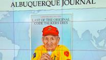 Headlines at 8:30: Last Navajo code talker from WWII dies at age 93