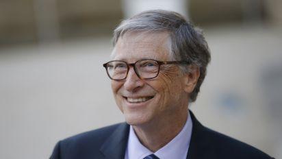 比爾蓋茨夫婦被評為美國最慷慨慈善家:18年累計捐贈360億美元