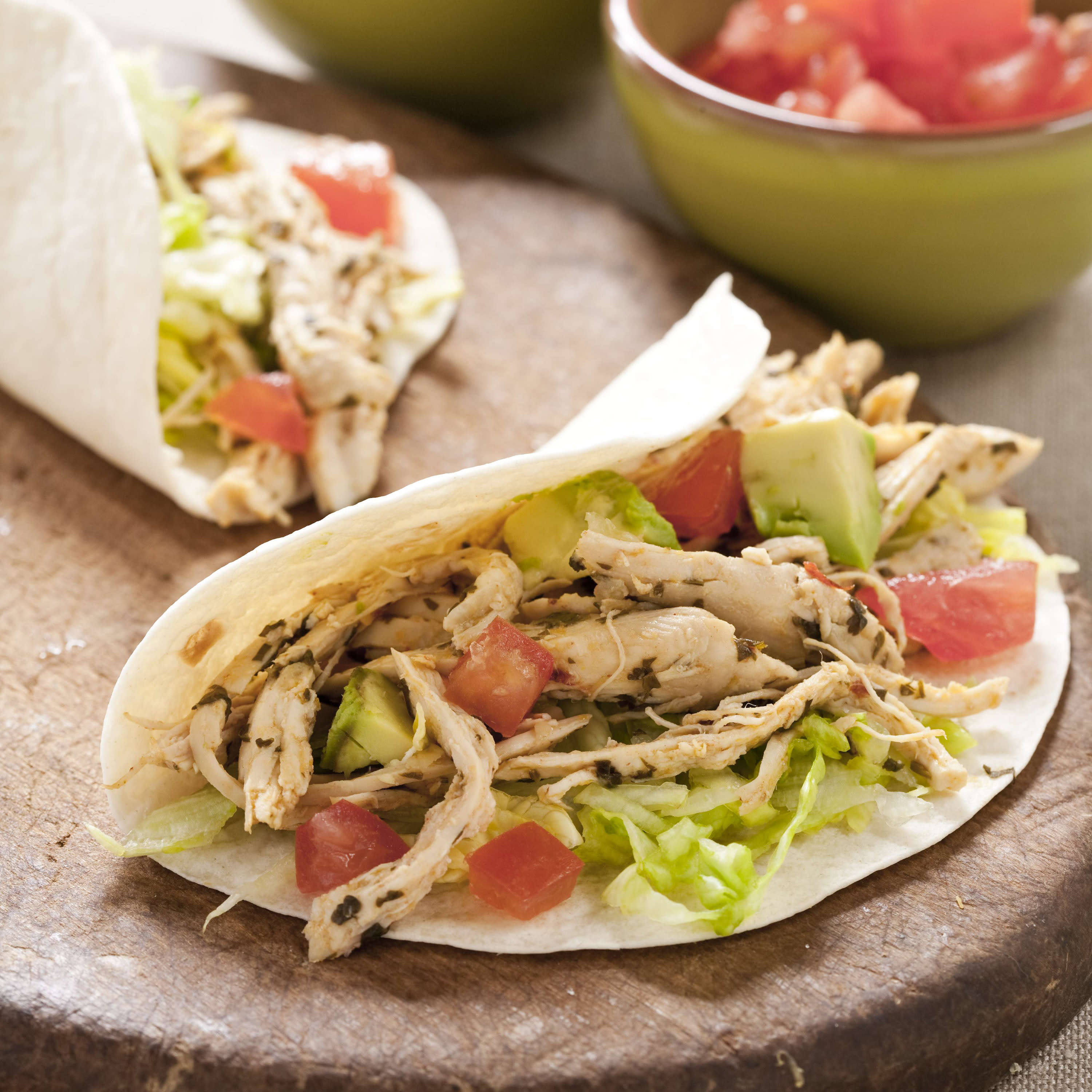 Flavor Packed Chicken Tacos Can Be Made In Your Dutch Oven
