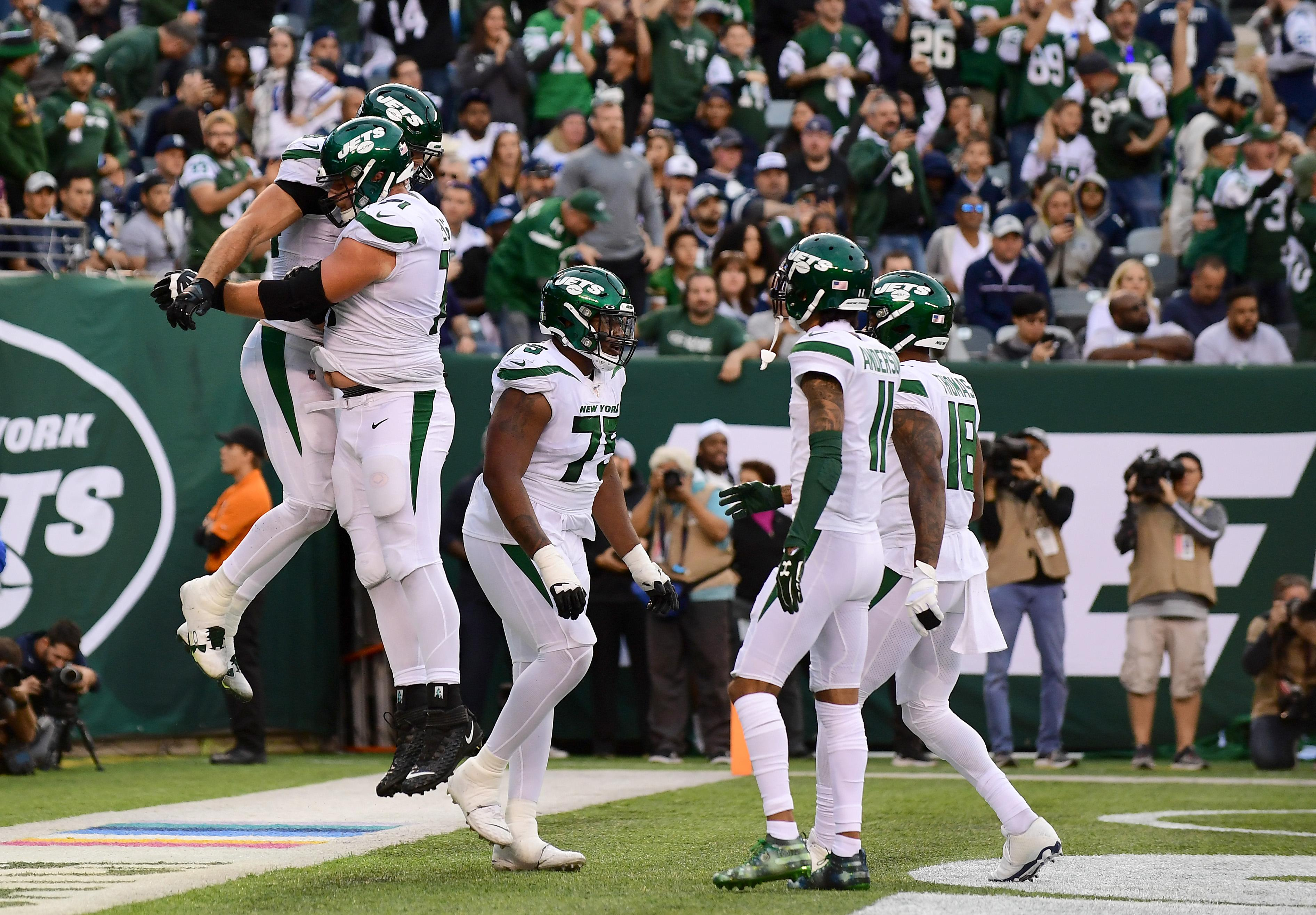 Jets Get First Win Of Season With Win Over Cowboys Who Drop