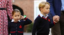 Prince George and Princess Charlotte's School Is Having Students at Risk of Coronavirus Self-Isolate