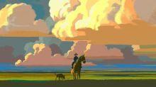 """""""Calamity"""" : l'enfance de Calamity Jane dans un splendide dessin animé français"""