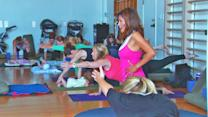 Yoga for pregnant women offers specialized training