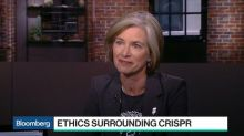 Crispr's Gene-Editing Tech Rewrites the Code of Life, Co-Inventor Doudna Says