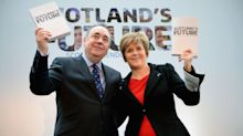 Sturgeon blasts Salmond but faces claim she is 'acting like tin pot dictator'