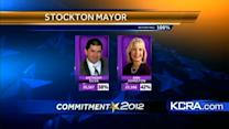 Stockton elects Anthony Silva as new mayor